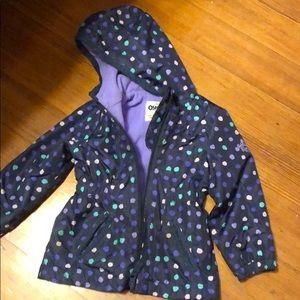 18month baby lightweight oshkosh jacket